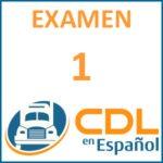 examen de manejo cdl espanol 1