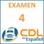examen de manejo cdl espanol 4